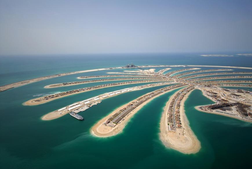 The best Dubai tourist attractions: Palm Jumeirah